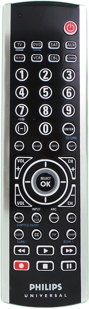 REPLACEMENT BAUHN REMOTE CONTROL - AC46FZ   AC-46FZ LCD TV - Remote Control Warehouse