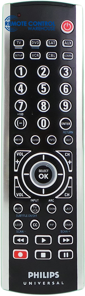 REPLACEMENT BAUHN REMOTE CONTROL -  AC42FZ2 AC-42FZ2  LCD TV - Remote Control Warehouse