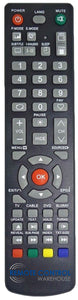 REPLACEMENT SONIQ REMOTE CONTROL QT117E  QT117 -  QSP500TV6 QSP426TV2