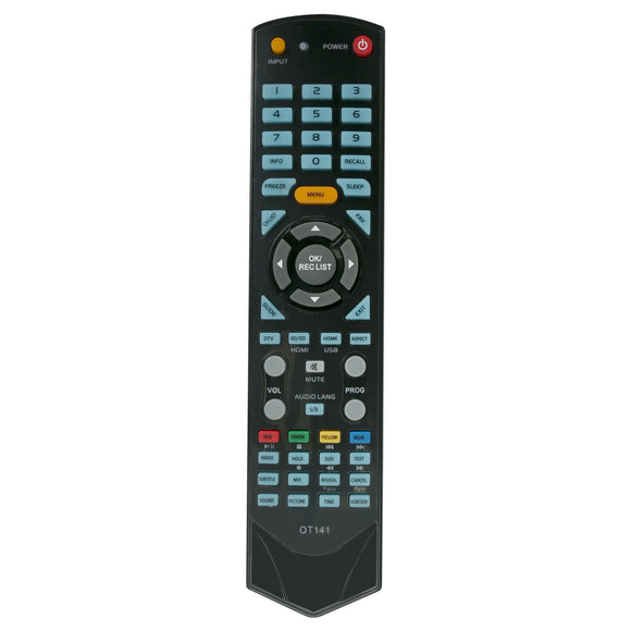 REPLACEMENT SONIQ REMOTE CONTROL QT141 - E46Z11A-AU E46Z11AAU  E46Z11A LCD TV - Remote Control Warehouse