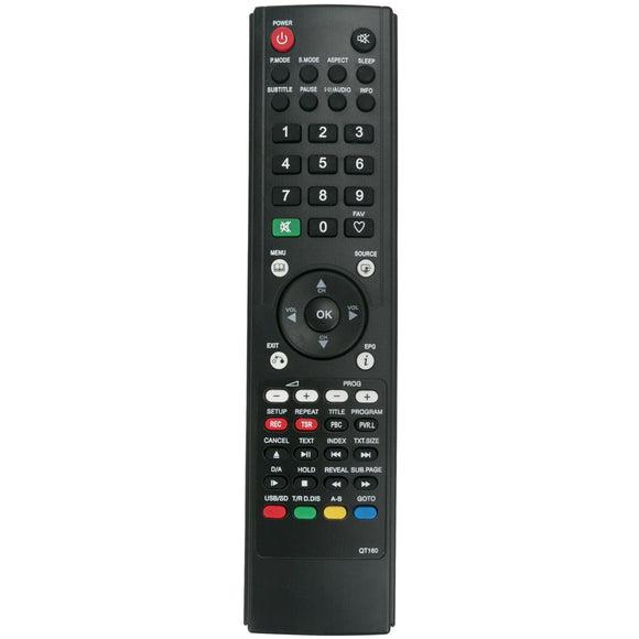 REPLACEMENT OKANO REMOTE CONTROL -  LTV4200F LCD TV - Remote Control Warehouse