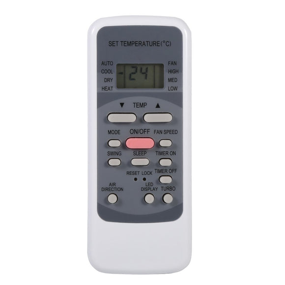 ORIGINAL CONIA AIR CONDITIONER REMOTE COMTROL  - R51M/E - Remote Control Warehouse