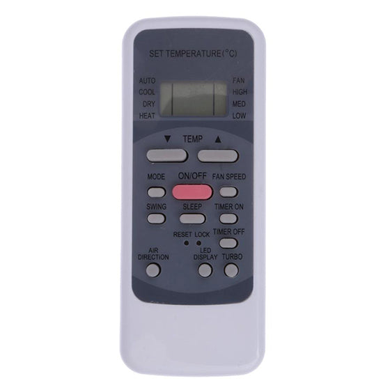 ORIGINAL HELLER AIR CONDITIONER REMOTE COMTROL - R51M/E - Remote Control Warehouse