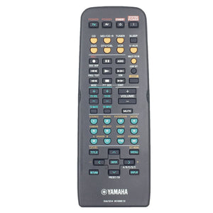 ORIGINAL YAMAHA REMOTE CONTROL RAV304 REPLACE RAV252 -  RX-V657 - Remote Control Warehouse