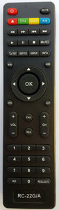 REPLACEMENT GRUNDIG REMOTE CONTROL -  G24FLEDV/A LCD TV - Remote Control Warehouse