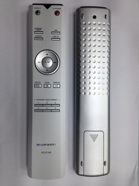 ORIGINAL MARANTZ REMOTE CONTROL RC001MS Consolette MS7000 wireless sound system