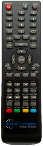 GRUNDIG REPLACEMENT REMOTE CONTROL - GLCD2208HDV LCD TV - Remote Control Warehouse
