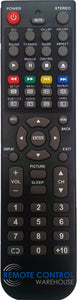 REPLACEMENT DGTEC REMOTE CONTROL - DG-FV32LCD  DGFV32LCD  LCD TV - Remote Control Warehouse