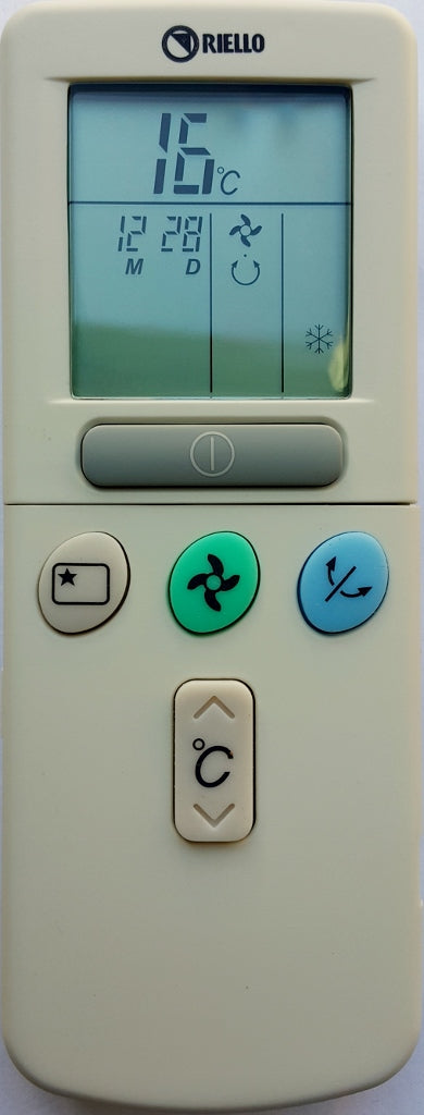 Replacement  HITACHI Air Conditioner Remote Control RAR-3U1  RAR3U1 - Remote Control Warehouse