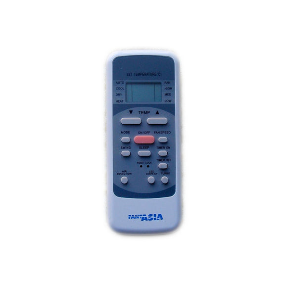 Replacement HELLER  Air Conditioner Remote Control - R51M/E - Remote Control Warehouse