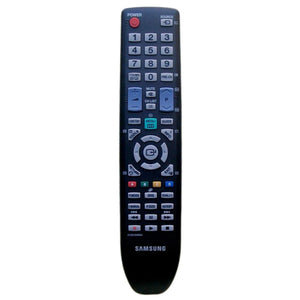 ORIGINAL SAMSUNG REMOTE CONTROL AA59-00484A Substituted by the AA59-00741A - LA40D550K7M LA46D550K7M - Remote Control Warehouse