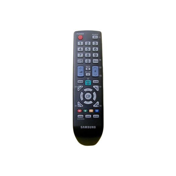 ORIGINAL SAMSUNG REMOTE CONTROL AA59-00755A REPLACE AA59-00496A -  LA40D503F7M UA32D4003BM TV - Remote Control Warehouse