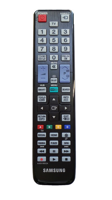 SAMSUNG Remote Control AA59-00512A AA5900512A - Remote Control Warehouse