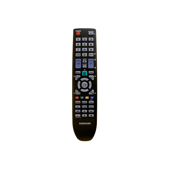 SAMSUNG Remote Control  BN59-01012A - B2430HD LA22C450E1D LA22C450E1M LA26C450E1D LA26C450E1M LA32C450E1D LA32C450E1M LS24PTASF/XY PS42C430A1D - Remote Control Warehouse