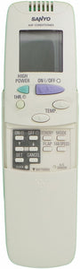 ORIGINAL SANYO AIR CONDITIONER REMOTE CONTROL - RCS-3MVHPS4E - Remote Control Warehouse