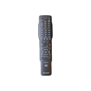 Sharp Remote Control GA425WJSB - Brand New For LCD TV - Remote Control Warehouse
