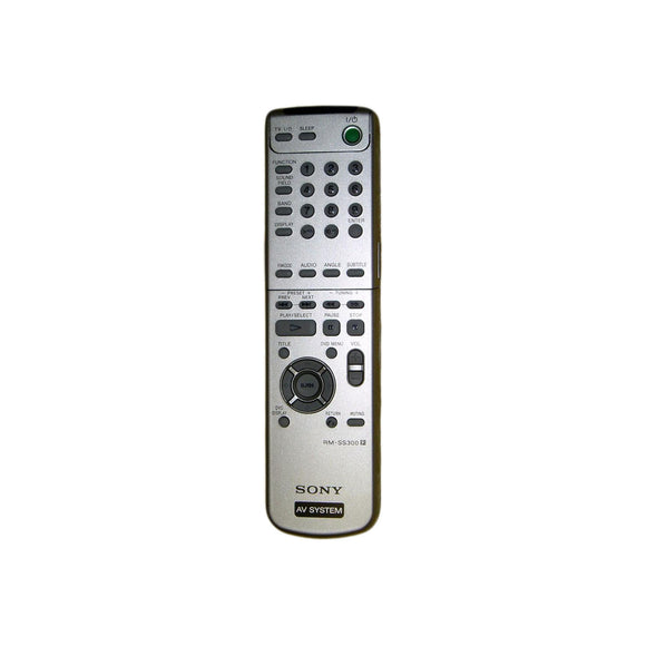 Sony Remote Control RM-SS300 for AV System - Brand New