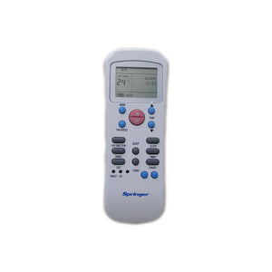 Springer Air Conditioner Remote Control - R14A/CE - Remote Control Warehouse