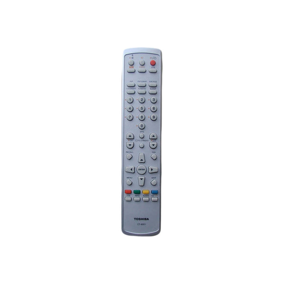Original Toshiba Remote Control CT-8001 - HD Set Top Box HDC26H/HB HDS23 HDS25 - Remote Control Warehouse