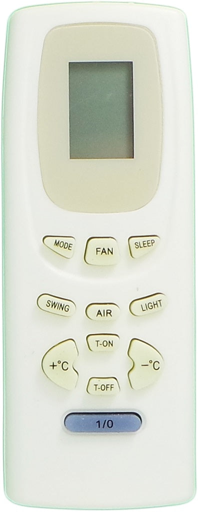 DERBY Air Conditioner Remote Control  Y512F - Remote Control Warehouse