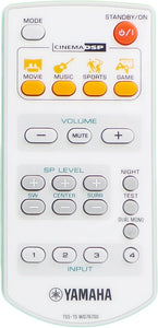 ORIGINAL YAMAHA REMOTE CONTROL TSS-15 TSS15 FOR HOME THEATERor HOME THEATER - Remote Control Warehouse