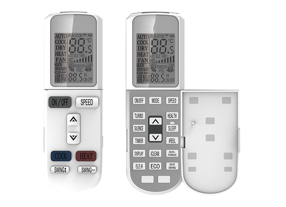 AKAI AIR CONDITIONER REMOTE CONTROL - YKR-L/102E   YKRL/1002E