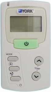 YORK Ducted Air Conditioner Wired Remote Control PN:031T33014-000 - Remote Control Warehouse