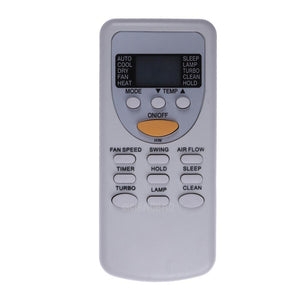 WISPA AIR CONDITIONER REMOTE CONTROL - ZH/JT-01 ZH/JT01