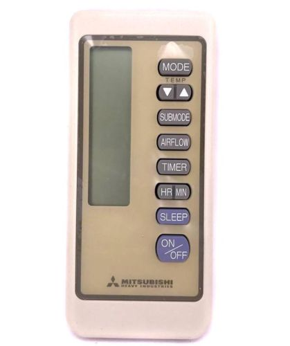 ORIGINAL MITSUBISHI AIR CONDITIONER REMOTE CONTROL - RKN502A010G - Remote Control Warehouse