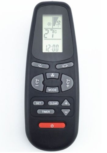 REPLACEMENT CrystalAir  AIR CONDITIONER REMOTE CONTROL  YKR-C/01E - Remote Control Warehouse