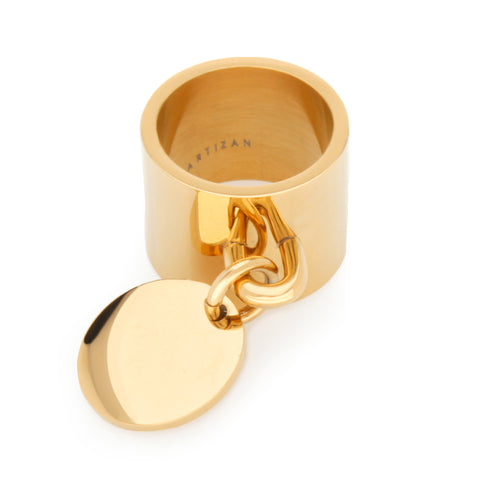 EAR PARTY GOLD SET - 3 & 2 HOLES