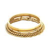 CHAIN GOLD STACK