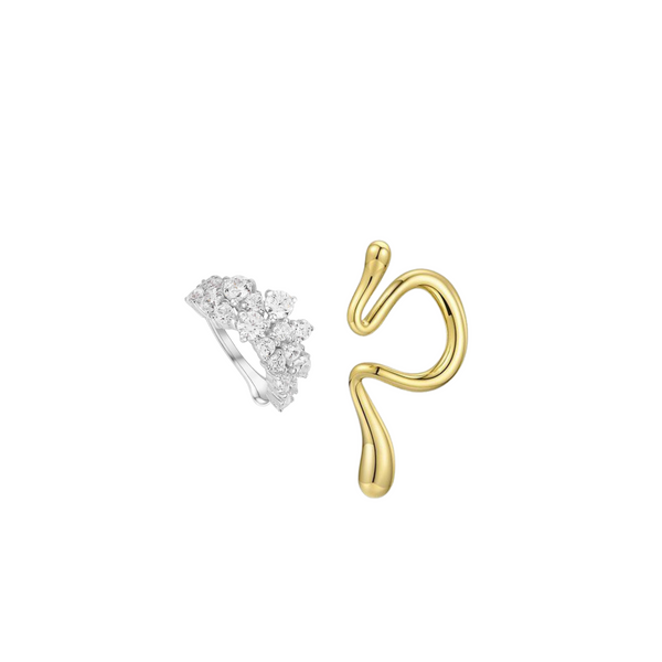 MAGNIFICENT EAR CUFF SET