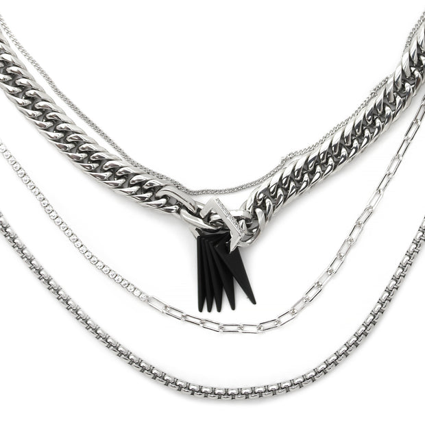 STRONG LAYERED NECKLACE SET 1