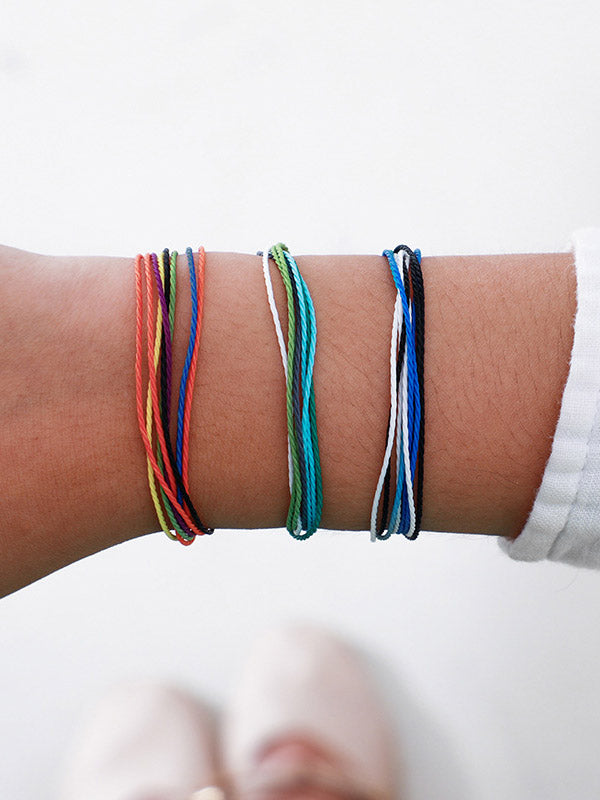 Color Rope Multi-layer Bracelet Accessories