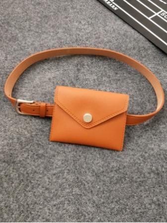 Vintage With Small Bag Belt Accessories