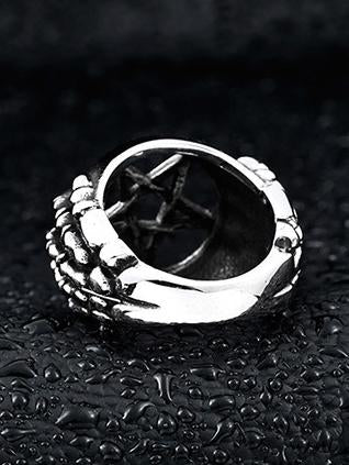 Vintage Five-pointed Star Rings Accessories