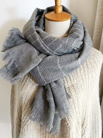 7 Colors Fashion Scarf