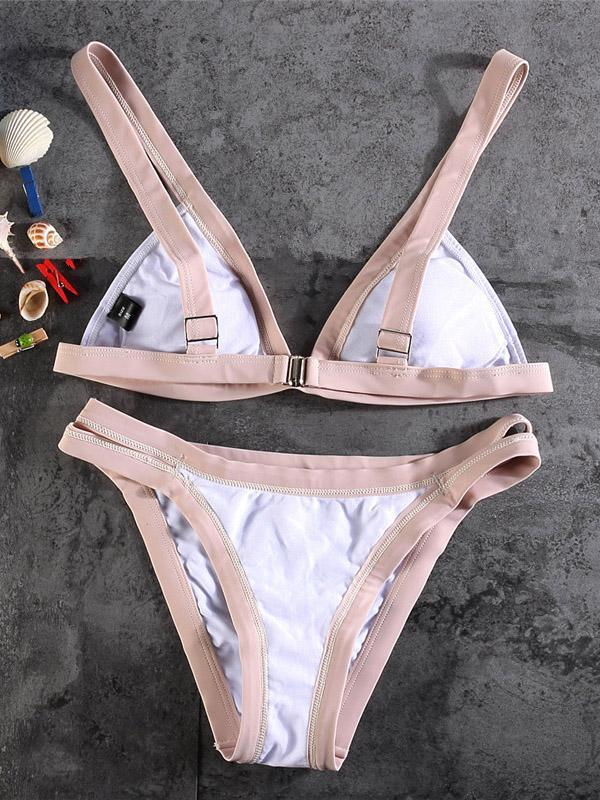 Triangle Bikinis Swimwear