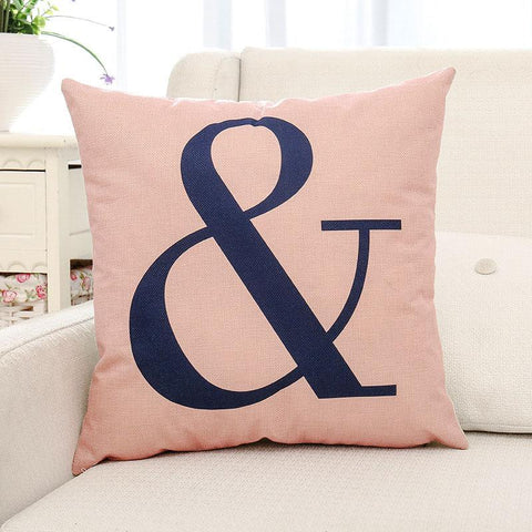 & Character Printed Cushion Pillow