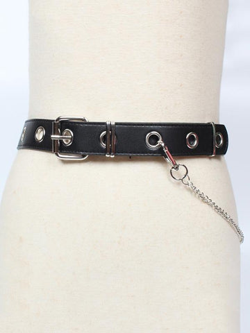 Simple Metal Belt Accessories