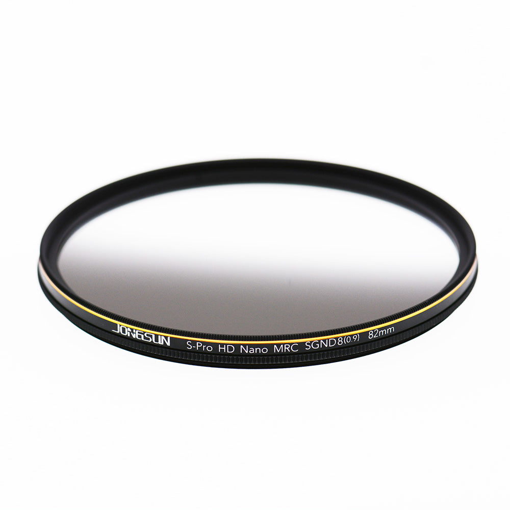 ICE 67mm GND8 Soft Grad ND8 Filter Neutral Density ND 67 3 Stop Optical Glass