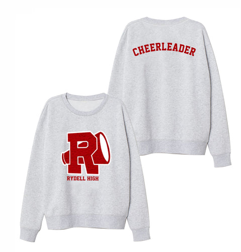 Grease Rydell High Grey Sweat Shirt