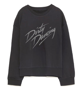 Dirty Dancing Black Sweatshirt