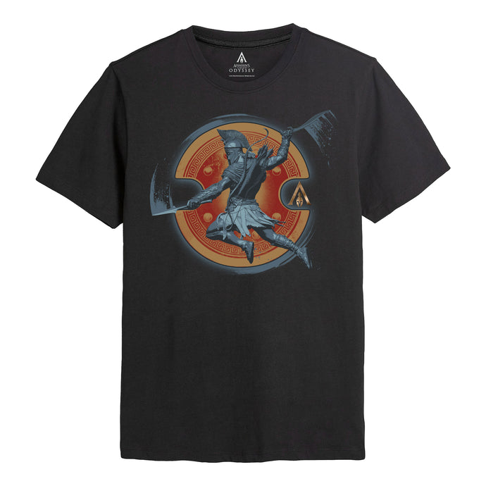 Assassins Creed Odyssey Alexious Jump T-shirt