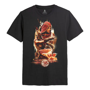 Assassins Creed Odyssey Characters T-shirt