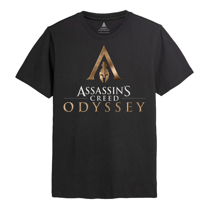 Assassins Creed Bronze Logo T-shirt