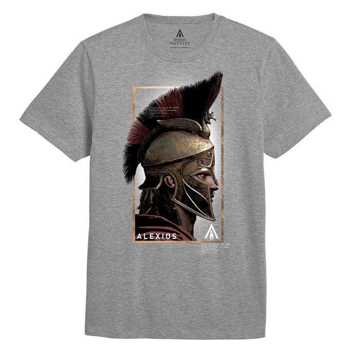 Assassins Creed Odyssey Alexios Profile T-shirt