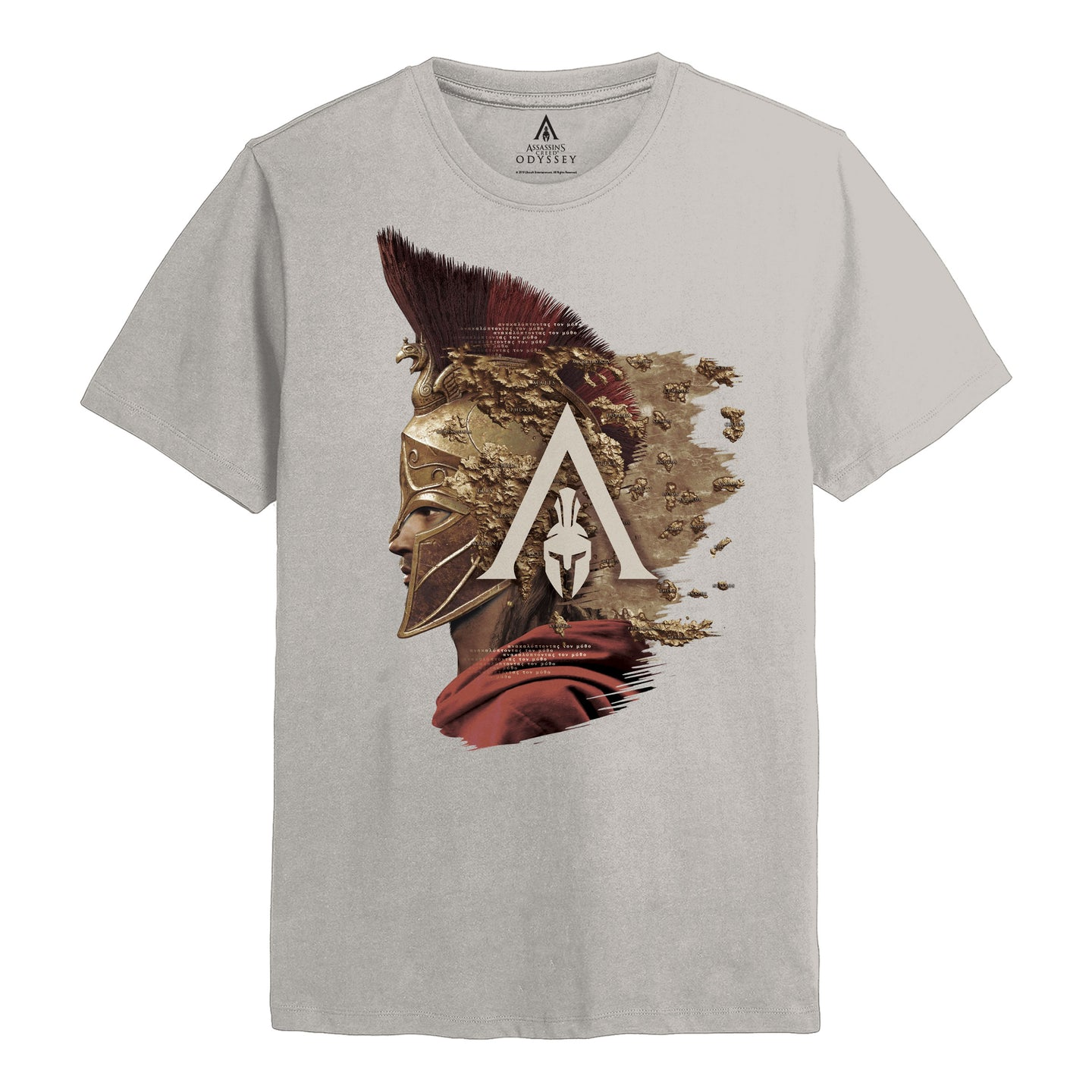 Assassins Creed Odyssey Alexios Side T-shirt