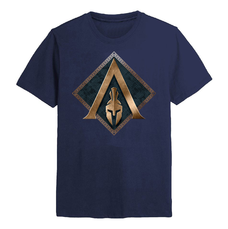 Assassins Creed Odyssey Bronze Logo T-shirt